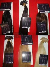 EXTENSION HAIR 50 CIOCCHE PRONTE ALL'USO A UNGHIA VERI  REMY LISCI 0,5GR 52CM