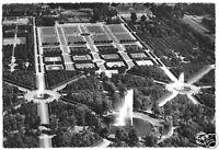 AK, Hannover Herrenhausen, Herrenhäuser Gärten, Luftbild, um 1960