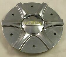 Baccarat Wheels Chrome Custom Wheel Center Cap Caps (1) # 60701875F-1 / C1130