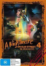 Nightmare On Elm Street 4 - The Dream Master (DVD, 2007)