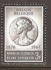 BELGIUM # 659 MNH QUEEN ELIZABETH ROYALTY