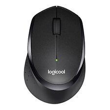 LOGICOOL Logitech M330 quiet mouse black M330BK