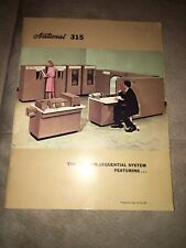 National 315 Electronic Data Processing System Instruction Manual