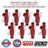 8 OEM BOSCH Fuel Injectors for 2000-03 Dodge Ram 1500,2500,3500 Durango Dakota