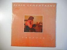 33 TOURS LP ▒ ALAIN LAMONTAGNE : SOUFFLE