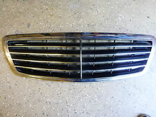 Mercedes Benz S Class W220 Front Radiator Grille Grill LOUVER 2208800583 9040 OE