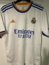 Real Madrid Home 2021/2022 Shirt Jersey - BNWT -  Large