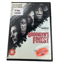 Brooklyns Finest DVD, Richard Gere Don Cheadle Ethan Hawke