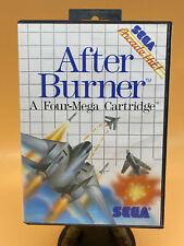 Sega Master System ** Spiel * GHOST HOUSE THE CARTRIDGE