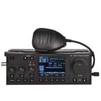 Recent 15W RS-918 SSB HF SDR HAM Transceiver Transmit Power TX 0.5-30MHz Scaner