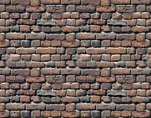 15 SHEETS 5 designs BRICK stone paper 20x28cm N EMBOSSED    b3g4n