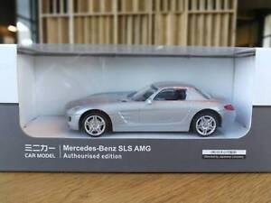 Car Model Mercides-Benz SLS AMG Authourised edition Miniso Japan