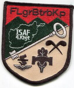 Kandahar-Whacker Isaf Jsoc Bundeswehr.de Flgrbtrbkp 4.Ktgt Afghanistan Patch