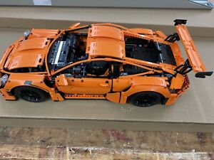 Lego Technic Porsche 911 gt3 rs 42056 With The Original Box And Manual