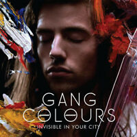 Gang Couleurs Invisible IN Your City (2013) 10-track Album CD Neuf/Scellé