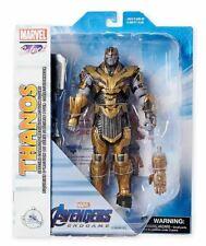 DIAMOND SELECT TOYS Avengers: ENDGAME Marvel Select Thanos Action Figure 7'