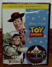 TOY STORY DISNEY-PIXAR DVD EDICION ESPECIAL NUEVO PRECINTADO (SIN ABRIR) R2