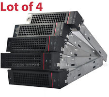 """Lot of 4 03X3835 3.5"""" Drive Tray for ThinkServer RD330 340 RD430 440 TS430 440"""