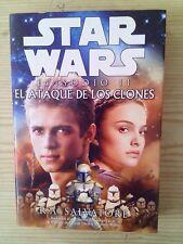 Star Wars Episodio II - El Ataque De Los Clones - Martinez Roca