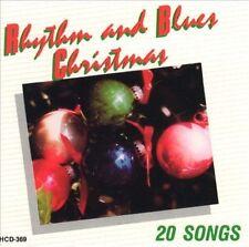RHYTHM AND BLUES CHRISTMAS With No One To Love Charles Brown Hank Ballard NEW CD