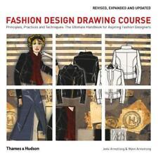 Diseño de Moda Drawing Course: Principles, Práctica y Techniques: The Ultimate