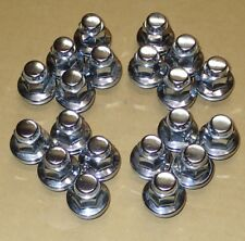 Wheel lug nuts. Toyota landcruiser 200, 100, 79,78,70 series  X 20