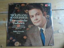 Wolfgang Anheiser-Romantische Balladen-Julius Severin -2er Lp-Sealed