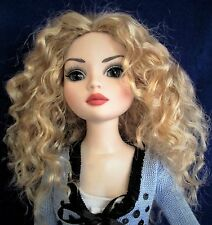 Monique Ellowyne Rose Wig 6/7 for Little Fee Lati Dollzone LARGE fits KID Blonde