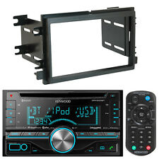 Double Din Car Installation Kit, Double Din USB CD iPod AUX Mp3 Bluetooth Radio