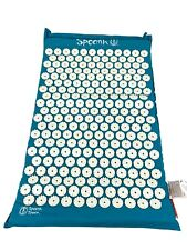"""Spoonk Space Acupressure Massage Mat 26""""x16""""  Relieve Lower Back Pain- CJ2"""