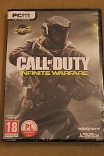 CALL OF DUTY: INFINITE WARFARE PC DVD PL POLISH, POLSKA WERSJA