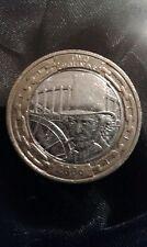 RARE £2 COIN - ISAMBARD KINGDOM BRUNEL ( 2007 ) ....
