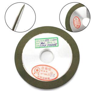 "4"" 100mm Diamond Grinding Wheel Disc Cutter Sharpener Grinder Tool 150 Grit"
