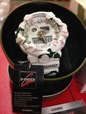 Casio sankuanz G SHOCK-Reloj De Camuflaje Polar edición limitada garantía Incl