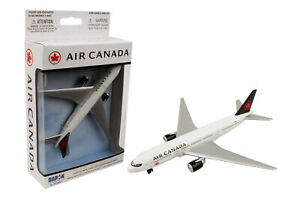 Air Canada Airliner Toy Airplane Diecast with Plastic Parts