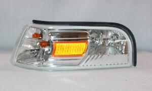 Turn Signal / Parking / Side Marker Light Assembly-Regular Front Left TYC
