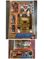 Power Rangers Zeo Choriki Sentai Ohranger KING PYRAMIDER 1995 F/S