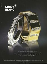 MONT BLANC Jewellery Collection Print Ad # 14 1