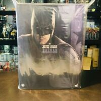 New Hot Toys MMS456 Justice League Batman (Deluxe Version) Ben Affleck 1/6 New