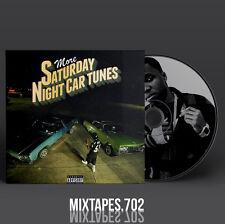 Curren$y - More Saturday Night Car Tunes Mixtape (Full Artwork CD/Front/Back)