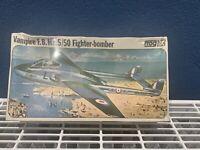 FROG 1/72 VAMPIRE F.B. Mk5/50 FIGHTER BOMBER F217 - FACTORY SEALED