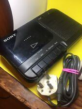 Fully Working Sony TCM-818 Cassette Player / Recorder NEW BELT