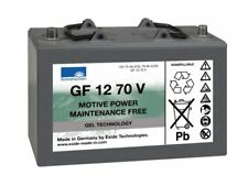 Batterie Chaises roulantes électrique: Scooter mobile Batterie GF12070V