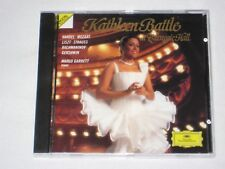 KATHLEEN BATTLE AT CARNEGIE HALL & BEL CANTO 2 CDs 27 TOTAL SELECTIONS  MINT