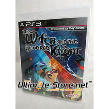 Jeu - THE WITCH AND THE HUNDRED KNIGHT - Neuf sous Blister Officiel PS3