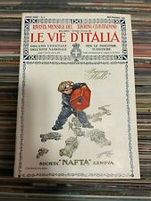 LE VIE D'ITALIA  SETTEMBRE 1923 - TOURING CLUB ITALIANO