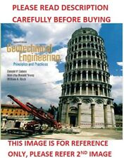 Geotechnical Engineering by Donald P. Coduto 2nd International Softcover Ed Same