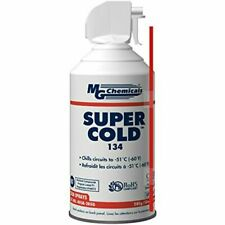 Pack of 2! 403A 134A Super Cold Spray 285G 10 OZ Aerosol Can Ounces MG Chemicals