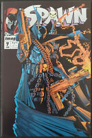 Spawn #7 Image Comics 1992 Todd McFarlane High Grade NM/NM+