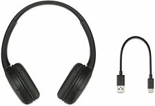 Sony Wireless Headphones WH-CH510: Wireless Bluetooth On-Ear Headset with Mic